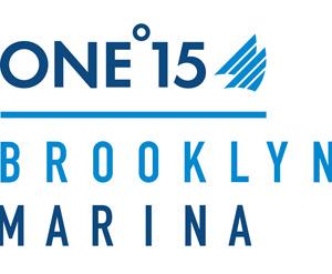 NEW YORK - ONEº15 BROOKLYN MARINA logo