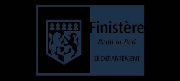 Conseil Départemental du Finistère logo