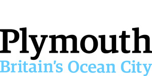 THE CITY OF PLYMOUTH logo
